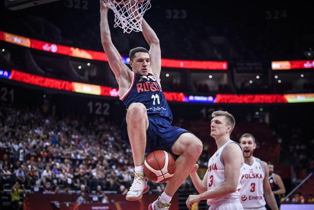 Mundobasket - Utešna pobeda Rusije