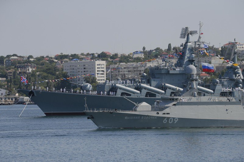 Muradov: Zahtev SAD da se Krim vrati Ukrajini - uvredljiv