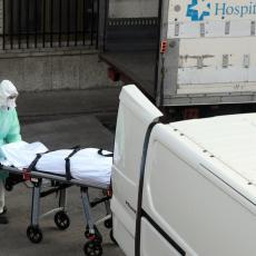Muškarac iz BiH PREMINUO NA PUTU DO BOLNICE: Bio pozitivan na korona virus