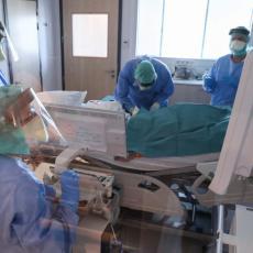 Muškarac iz Gornjeg Milanovca završio na respiratoru: Poštovao mere zaštite, ali sad je poznato kako se ipak zarazio