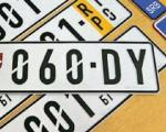 Muškarac iz Trgovišta vozio sa tuđim tablicama i bez dozvole