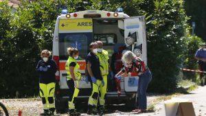 Muškarac ubio tri osobe u predgrađu Rima