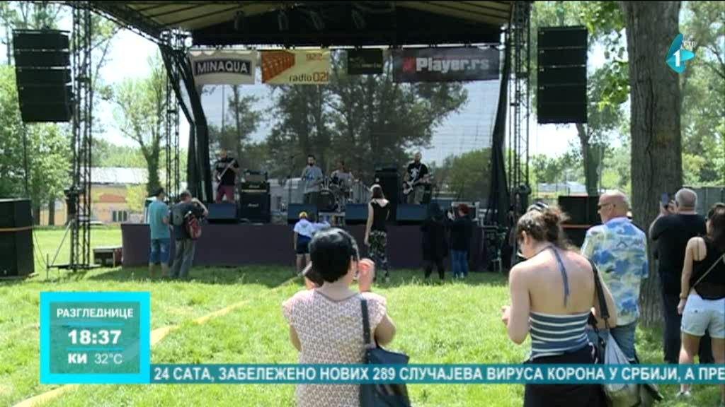 Muzička šansa za mlade i talentovane bendove