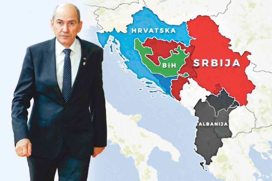 NA DNEVNOM REDU: Slovenija pokreće debatu o podeli BiH čim preuzme predsedavanje EU u julu?