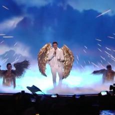 NA ENGLESKOM, PA NA HRVATSKOM: Pobednik Pinkovih zvezdica pevao za Hrvatsku na Evroviziji (FOTO)