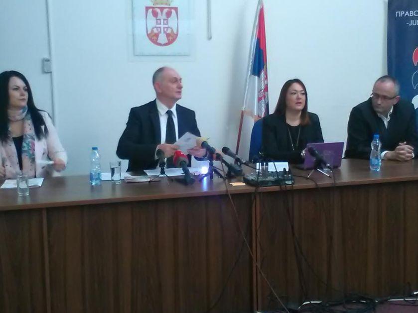 NA FUNKCIJU STUPA U SREDU: Sudija Aleksandra Tošić Arsić novi vršilac funkcije predsednika Osnovnog suda u Vranju