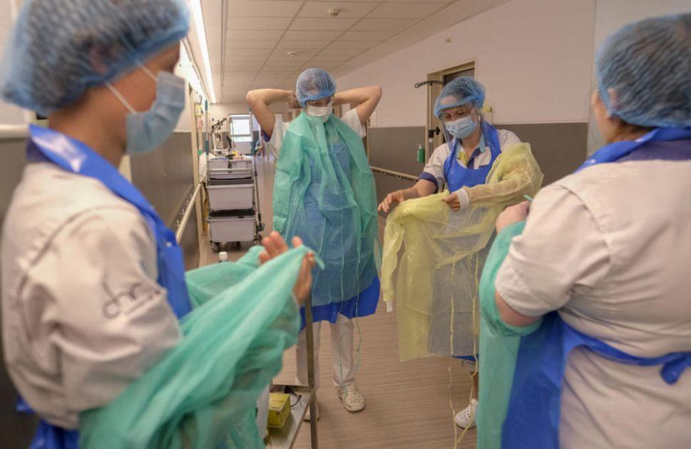 NA IZMAKU SNAGA: Lekari u Belgiji zaraženi koronom pozvani su da nastave da rade kako ne bi došlo do kolapsa zdravstvenog sistema