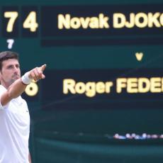 NA OVO SE ČEKALO: Nole otkrio koji mladi teniser može da bude novi TENISKI KRALJ
