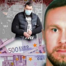 NA PLOČICAMA KOKAINA UGRAVIRAN LIK GAVRILA PRINCIPA: Kavčanima zaplenjena TONA DROGE, policija sumnja na gospodina Belivuka