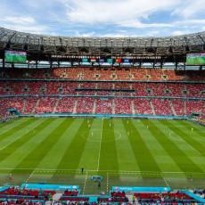 NA POMOLU VELIKA PROMENA: Umesto na Vembliju, finale Eura u našem komšiluku, na krcatom stadionu (FOTO)