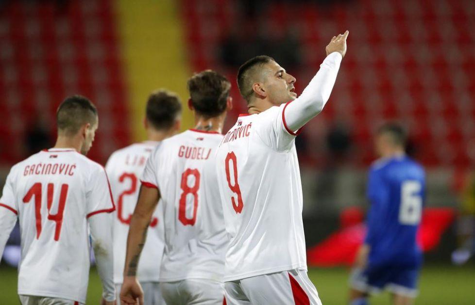 NA PUTU KA ISTORIJI: Mitrović postigao 29. gol za Orlove! Stigao Bajevića, ni rekorder Bobek nije nedostižan (KURIR TV)