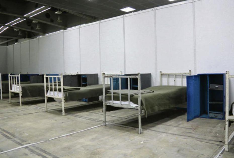 NA SAJMU 10 LEKARA I 25 SESTARA: U privremenoj bolnici 33 pacijenta, stižu još 3 koji su nedavno došli iz inostranstva