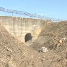 NA SRPSKO-MAĐARSKOJ GRANICI: Otkriven još jedan tunel kojim migranti beže u Evropsku uniju (VIDEO)