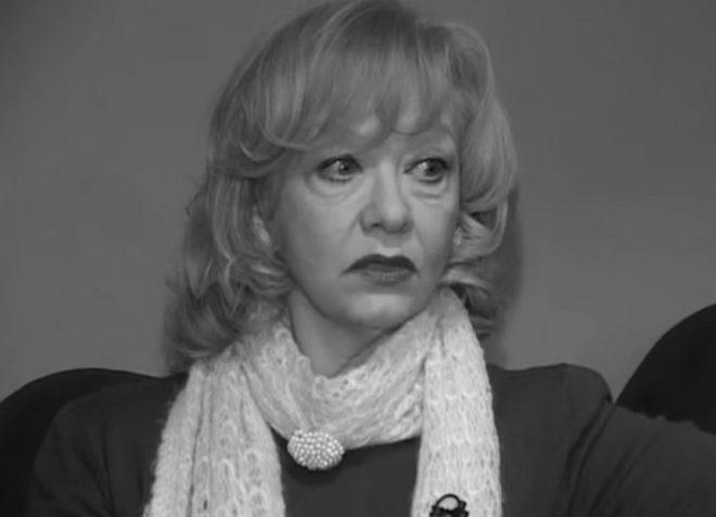 NACIJA U SUZAMA! Preminula Milena Dravić