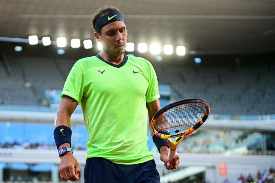 NADAL BLIZU PSIHIČKOG KOLAPSA: Teniski as prokomentarisao Rafino stanje! Nije dobro