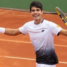 NADALOVIM STOPAMA: Mladi Španac mnogo obećava, ima sjajnog trenera i uskoro bi mogao u pohod na vrh