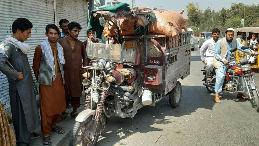 NAGAZILI NA SKRIVENU BOMBU: U eksploziji na istoku Avganistana poginuo talibanski borac! Među povređenima ima i civila FOTO