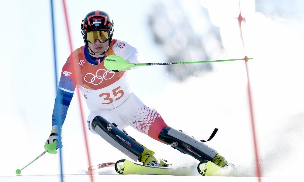 NAJBOLJI PLASMAN U KARIJERI: Odličan rezultat Marka Vukićevića u alpskoj kombinaciji!
