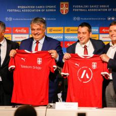 NAJBOLJI UZ NAJBOLJE: Superliga Srbije još tri godine Areni