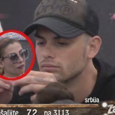NAJGORI PRELJUBNIK! Toma i Paula u akciji, sve pršti od njihovih poljubaca! Nadežda, ne gledaj! (VIDEO)