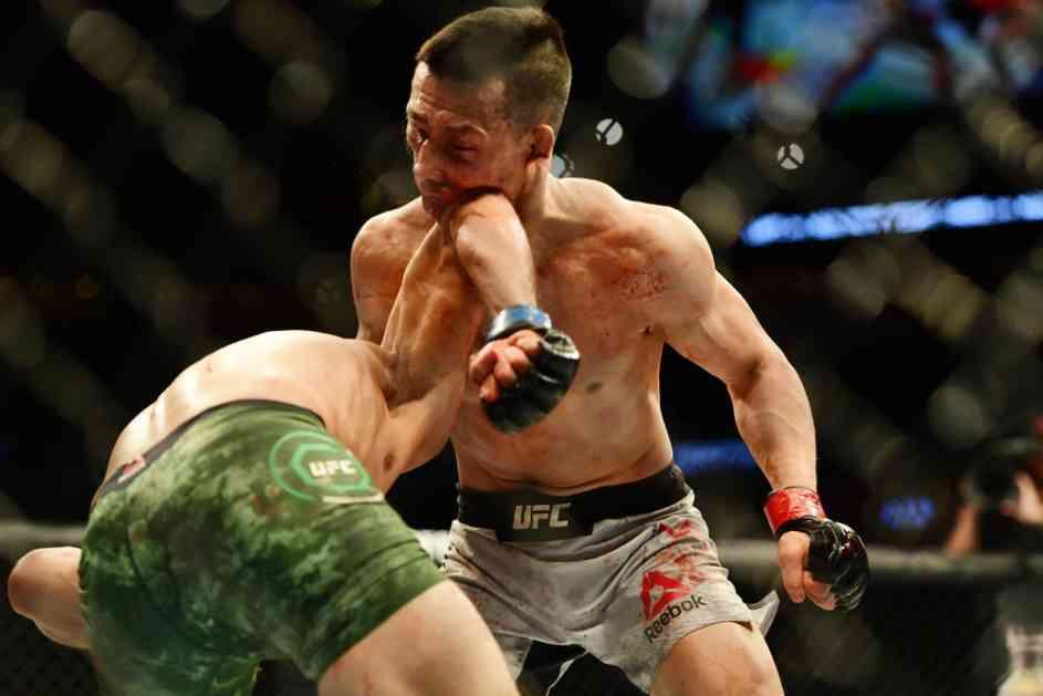 NAJLUĐA UFC BORBA IKADA: Brutalno ga nokautirao u poslednjoj sekundi, a onda se sreli na intenzivnoj nezi! Pogledajte kako je izgledao susret boraca u bolnici (FOTO)