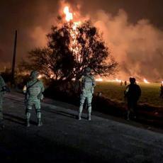 NAJMANJE 15 MRTVIH U OBRAČUNU NARKO-KARTELA: Kriminalci kontrolišu meksičko-američku granicu, vojska na nogama! (FOTO/VIDEO)