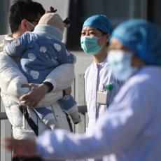 NAJMLAĐI IZLEČENI PACIJENT NA SVETU: Novorođenče iz Vuhana pobedilo koronavirus i to bez lekova (VIDEO)