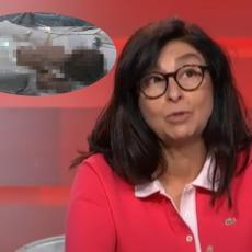 NAJMLAĐI PACIJENT U MIŠOVIĆU IMA 11 DANA: Dr Živković otrila u kakvom stanju je beba zaražena koronom