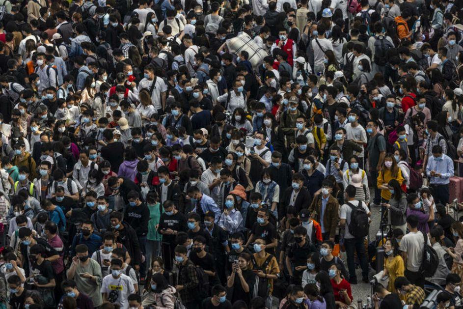 NAJMNOGOLJUDNIJA ZEMLJA SA NAJMANJE PREZIMENA: Zašto više od milijardu Kineza koristi svega 100ak prezimena VIDEO