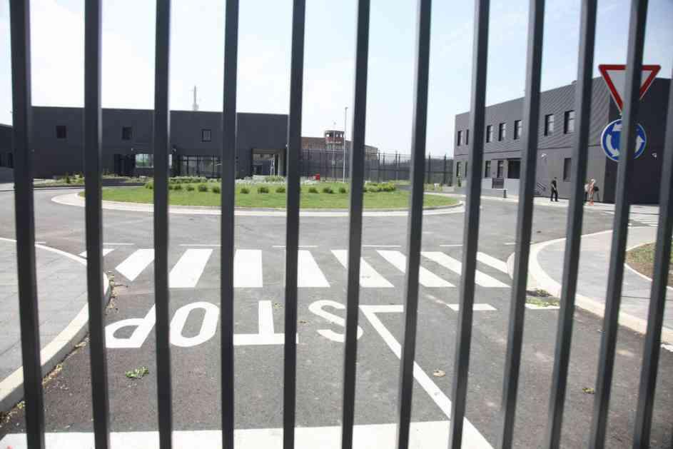 NAJMODERNIJI ZATVOR U SRBIJI OTVOREN U PANČEVU: Vrh pravosuđa i policije obišao novi Alkatraz