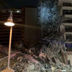NAJNOVIJA INFORMACIJA IZ MAJAMIJA: Najmanje 99 nestalih nakon RUŠENJA zgrade (VIDEO)