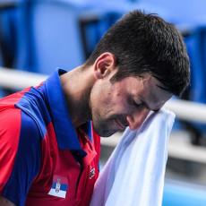 NAJNOVIJA VEST: Evo zašto je Nole odustao od borbe za medalju