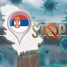 NAJNOVIJI PODACI! Još 1.688 novoobolelih, preminulo 20 lica: Novi soj korona virusa nadomak Srbije