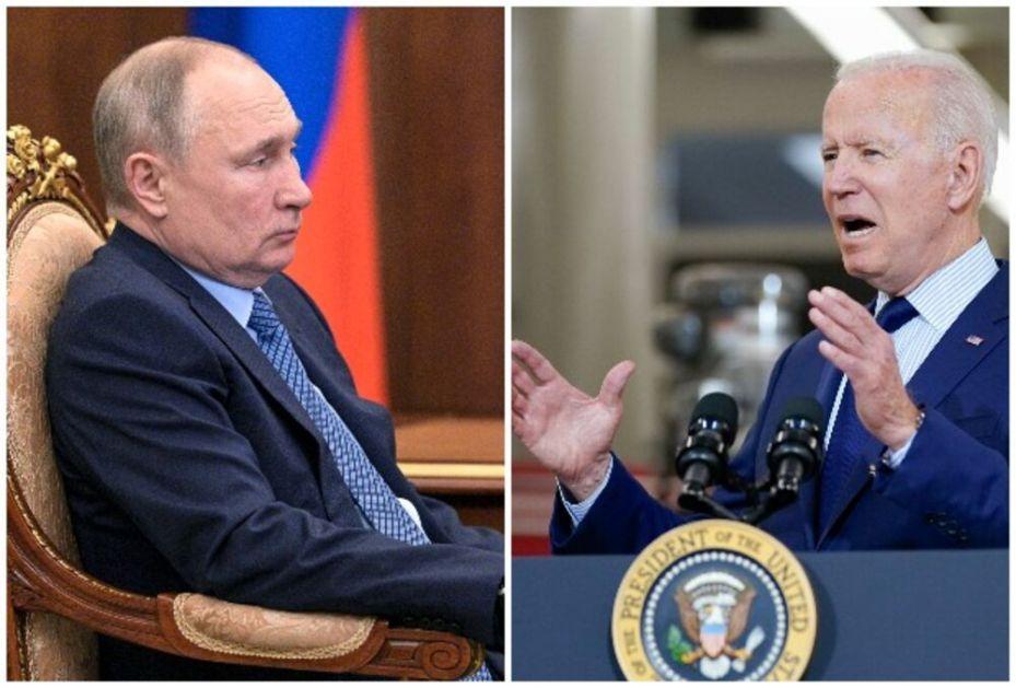 NAJPRIKLADNIJI NAČIN ZA JASNU KOMUNIKACIJU: Bajden će nakon sastanka sa Putinom u Ženevi SAM držati konferenciju za medije