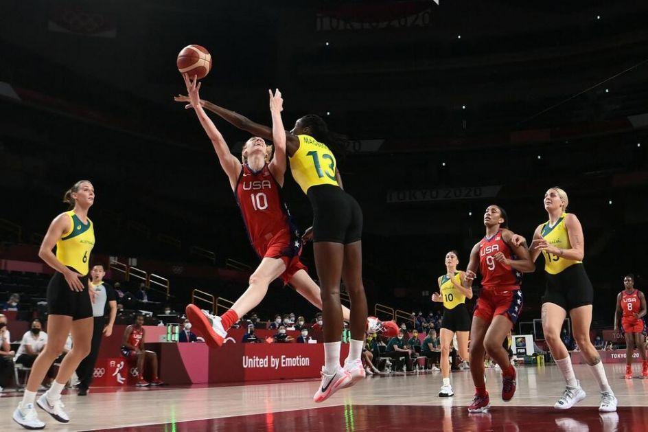NAJTEŽI MOGUĆI PROTIVNIK! Lavice napadaju olimpijske šampionke: Košarkašice Srbije u polufinalu protiv AMERIKANKI!
