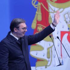 NAJVEĆI POLITIČKI SKUP U POSLEDNJIH 50 GODINA: U 18 časova predsednik će POSLATI NAJVAŽNIJU PORUKU SRBIJI!