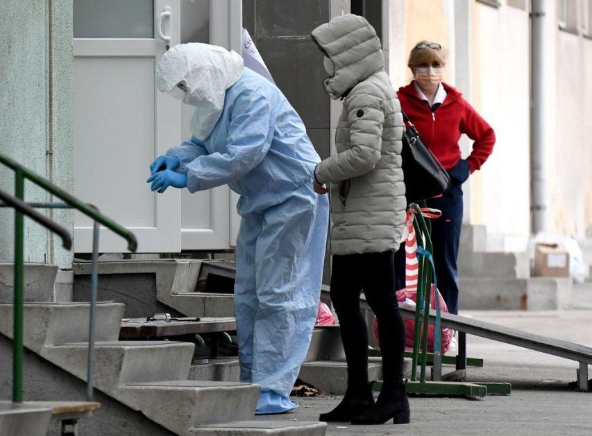 NAJVIŠE ZARAŽENIH KORONOM U HRVATSKOJ OD POČETKA PANDEMIJE: Za 24 sata potvrđeno 1.563 slučaja zaraze, preminulo 13 ljudi