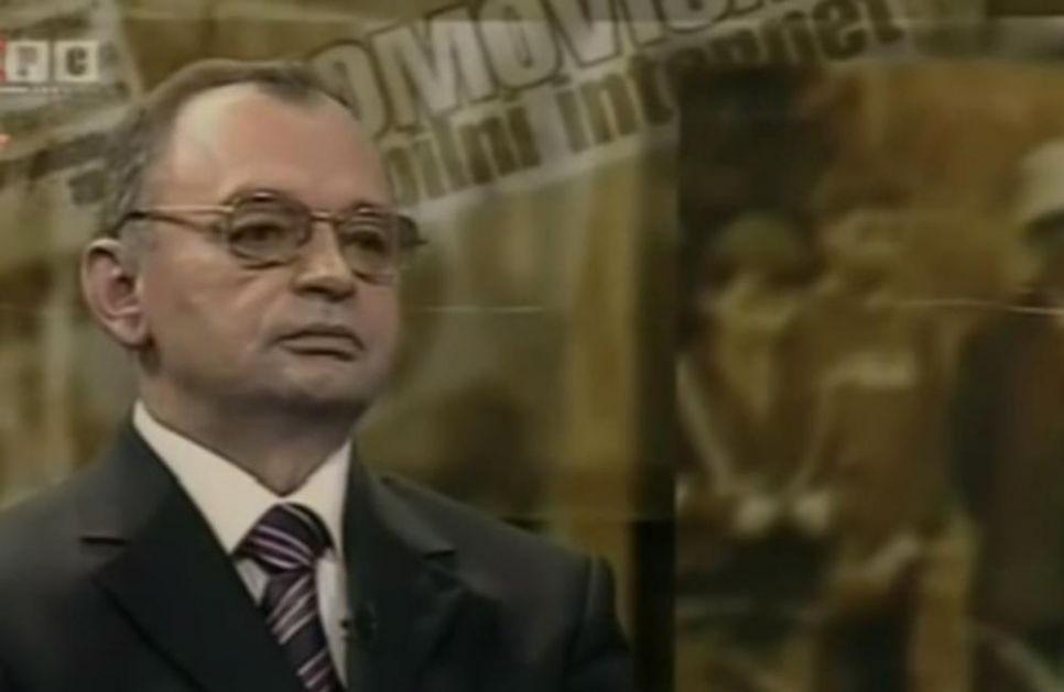 NAJVIŠI ZVANIČNICI RS ŽALE ZBOG SMRTI GENERALA MILOVANOVIĆA: Ovo je gubitak za srpski narod, dao je veliki doprinos u stvaranju Republike Srpske