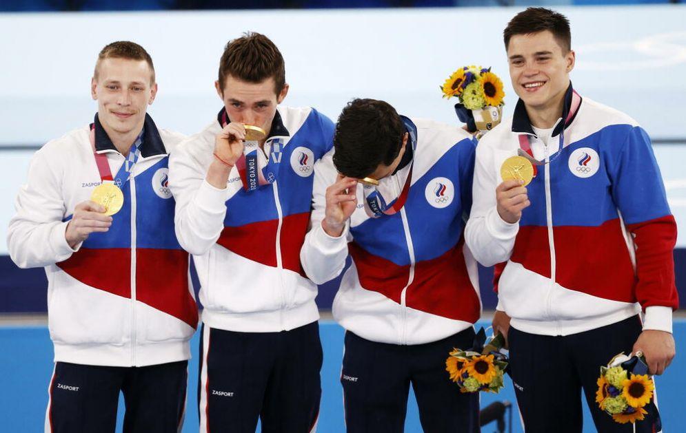NAKON 25 GODINA ČEKANJA: Rusi osvojili prvo ekipno zlato u gimnastici!