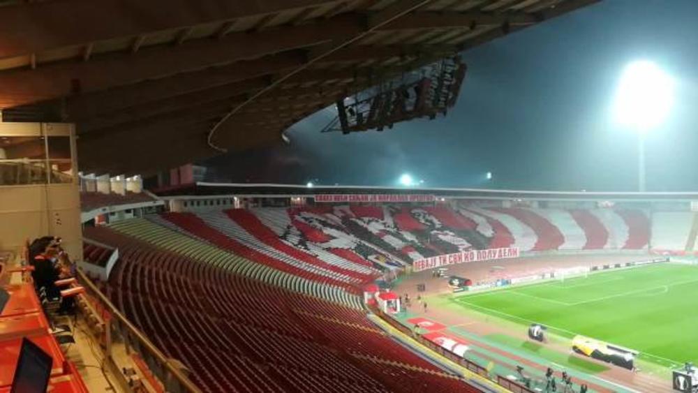 NAKON FANTASTIČNE POBEDE ZVEZDE: Delije uz vatromet slave TRIJUMF crveno-belih u Ligi Evrope! KURIR TV