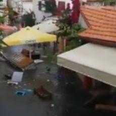NAKON KATASTROFALNOG ZEMLJOTRESA USLEDIO CUNAMI: Strašni snimci iz Turske kruže internetom (VIDEO)