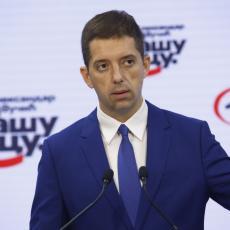 NAKON NAPADA NA VUČIĆA IZ EVROPSKOG PARLAMENTA: Đurić oštro reagovao na pokušaj destabilizacije Srbije