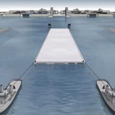 NAKON VIŠE OD DECENIJE PLANIRANJA: Gradi se najduži podvodni tunel na svetu (VIDEO)