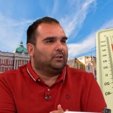 NALAZIMO SE NA SREDINI LETA: Meteorolog Đurić najavio kada da očekujemo novi toplotni talas i poručio: Ne paničite (FOTO)