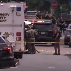 NAORUŽANI MUŠKARAC UBIO POLICAJCA I JOŠ JEDNU OSOBU: Pucnjava u trgovačkom centru, jake policijske snage na terenu (FOTO/VIDEO)