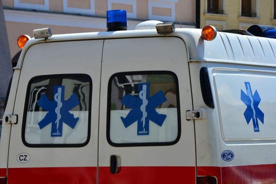 NAPAD NA POLICIJU U MOSKVI: Povređeno dvoje ispred zgade Unutrašnih poslova!