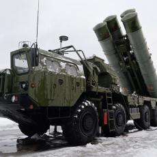 UKRAJINCI NAPALI RUSKE S-400?! Upotrebili nepoznato oružje: Primećeno snažno elektronsko lučenje sa Azovskog mora