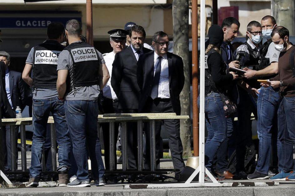 NAPAD U FRANCUSKOJ USRED KRIZE SA KORONOM: Sudanac ubio dvoje ljudi, 4 ranio dok su stajali u redu za kupovinu