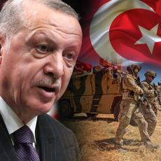 NAPADNUT KONVOJ TURSKE VOJSKE: Ima ranjenih, nastala je opšta pometnja u redovima Turaka