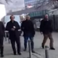 NAPADNUT KURTIJEV ZAMENIK: Albanci udarili jedni na druge! Ponižen lažni zvaničnik tzv. Kosova! (VIDEO)